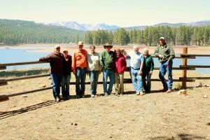 Trail Crew Buckeye Reservoir